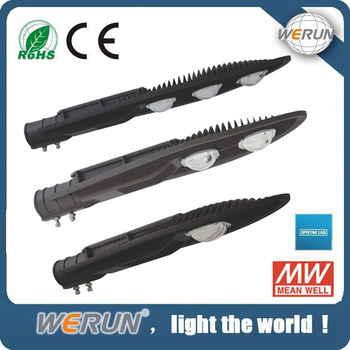 Die-Casting Aluminum Outdoor 120W 3 years warranty 60w led street light
