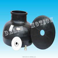 high pressure rubber air bladder used in oil and gas field mud pump