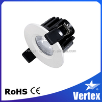 Wholesales China factory Ra80 IP44 8W factory price camera led downlight