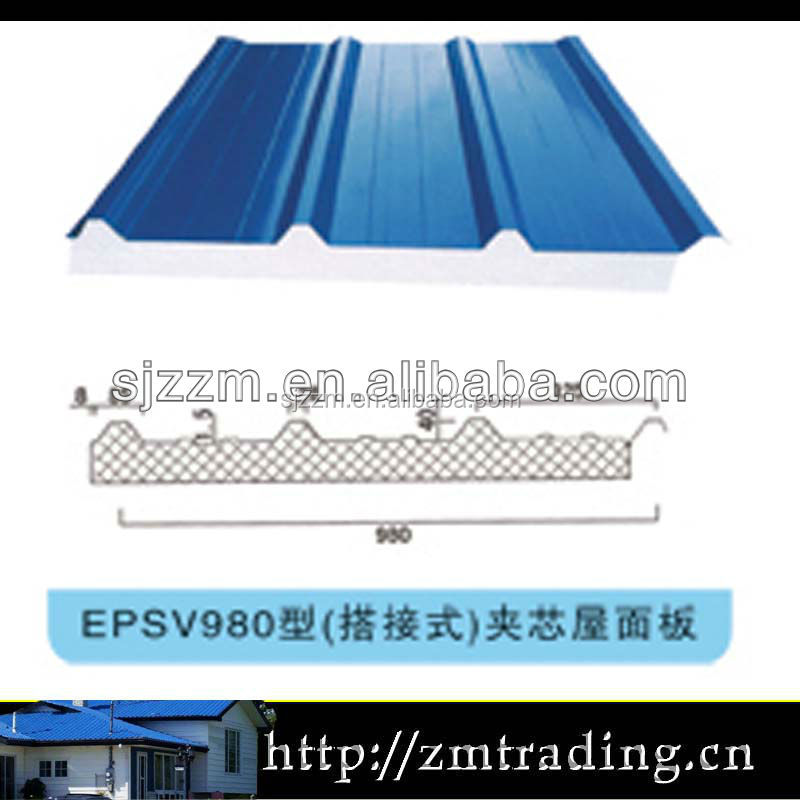 rib step tile effect roofing sheets