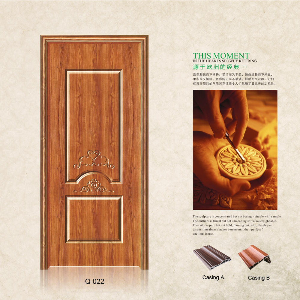 New <strong>products</strong> 2016 Competitive Price Good Quality Hotsale Wood MDF door Factory in China