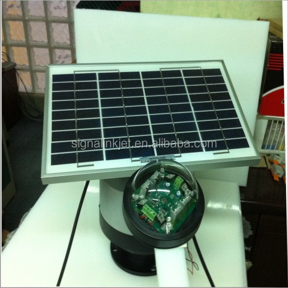 Android solar tracker