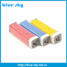 High quality and hot selling 5v 2000mah power bank for samsung galaxy note