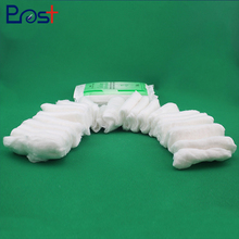 Manufacturer Supplier 100% cotton Sterile X-Ray Lap Pad Sponge with good price
