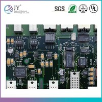 6 Layer Lead Free Pcb integrated circuit board