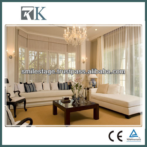 RK curtain matching beddings