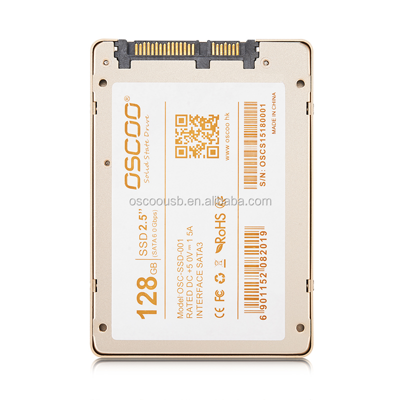 Customize your own logo 2.5inch mlc sata 6Gb/s 120 gb ssd for desktop