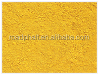 High-class supplier offer Fe2o3 95% iron oxide yellow colored pigment for brick asphalt/concrete coloring