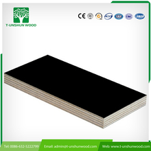 Packing Plywood Black Film Faced Plywood Pine Plywood