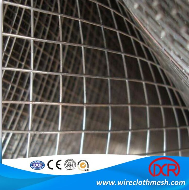Low Price Heavy Gauge Stainless Steel Welded Wire Mesh Factory
