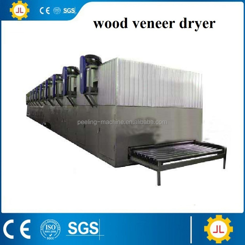 log peeling production line /China origin rotary log peeling machine wooden machine