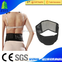 Functional magnetic waist belt for aged group