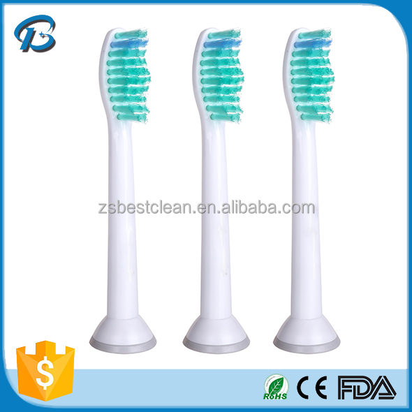 hot selling products electric toothbrush heads 4 pack HX6014, HX6013 for Philips