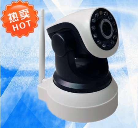 720P/960P Pan Tilt Wireless P2P Indoor Home Security System Mini CCTV OEM/ODM Onvif Mobile IP Dome Wifi Camera (SIP-P05W)