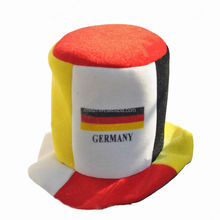 Party Funny crazy germany football hat MH-1923