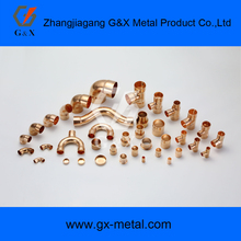 HVAC, refrigeration, plumbing high quality copper fitting