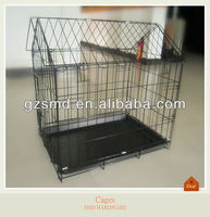 Wrought iron rabbit cage rabbit house