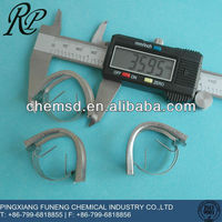Metallic random packing Metal Intalox Saddle Ring for liquid extraction