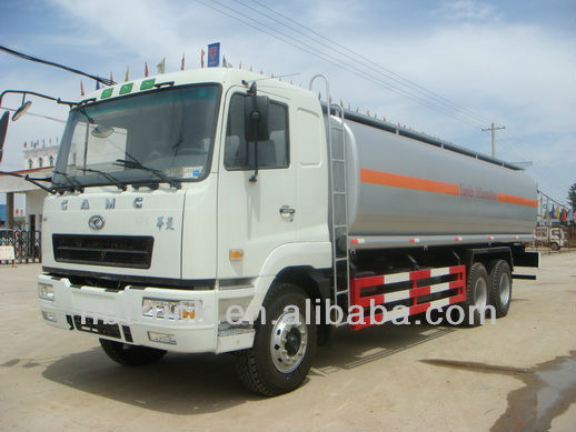 CAMC 20000 liters fuel tanker truck,6*4,picture