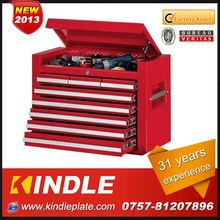 Kindle 17-Drawers,4 Casters Stable Steel Garage Tool Cabinet screwdriver tool box