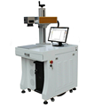 30W laser marking machine metal glass crystal on sale