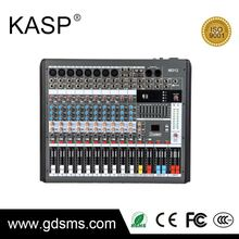 Good quality digital echo karaoke mixer mixer audio brands