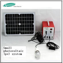 Home Used Plug and Play Solar System