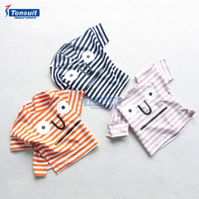 Children's summer wear wholesale China factory kids cotton t shirt in stock