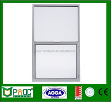 alibaba trade assurance supplier frosted glass bathroom aluminium single hung window screens