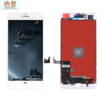 for iphone 7 plus lcd display with touch screen digitizer complete 5.5 for bigger size for iphone 7 lcd