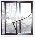 invisible aluminum screens windows