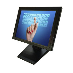 "15"" resistive touch screen display monitor raspberry pi 2"