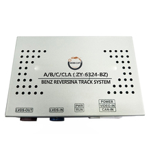 reversing camera mould gvif interface for mercedes A/B/C/CLA
