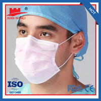 High quality face mask for food service