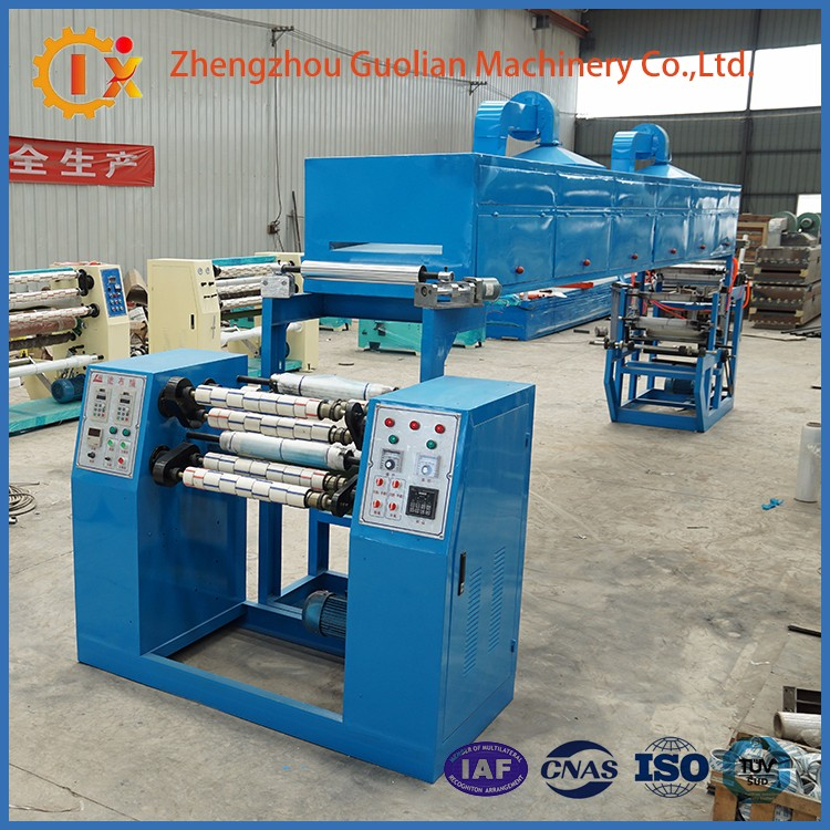 Industrial Tape Elastic Cello Tape Making Machine