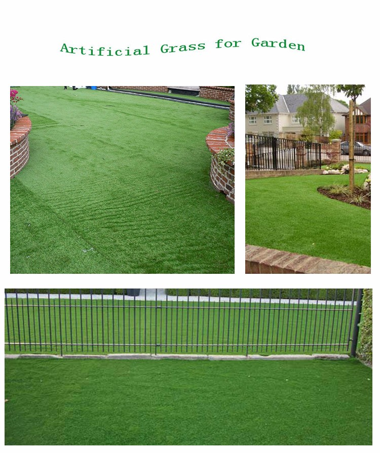 Field Green Artificial Grass Football artificial ornamental grasses