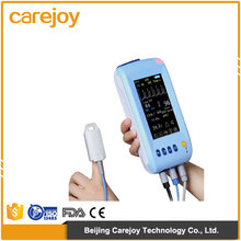 Manufacturer sales promotion ambulance 5.1 inch touch screen multi-parameter portable Patient Monitor