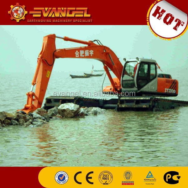 Intermational CE Certificated excavator amphibious for sale