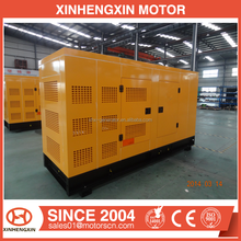 Soundproof 150kw Diesel Generators Silent Type 188kva Diesel Engines For Sale
