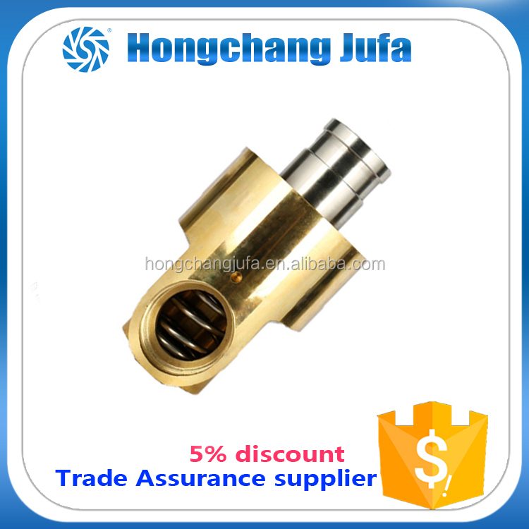 25A monoflow metal flange union swivel rotary joints rotating joint