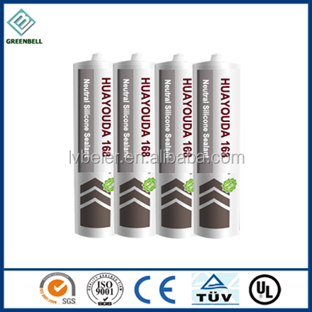 New arrival fast dry white color ceramic tile silicone sealant