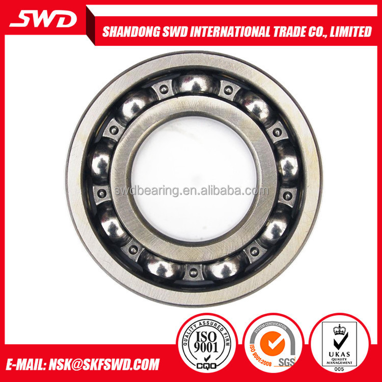 Deep Groove Ball Bearing 6211 for Bike