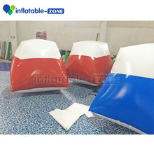 Custom inflatable bunker paintball markers in china inflatable doritos bunker