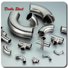 Elbow/ Tee/ Cross/ Cap/ Bend Pipe/ Reducer Duplex 2205/UNS S31803/W.Nr.1.4462/A182 F51 Pipe Fittings