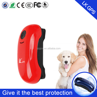 Free GPS Tracking System Real-time Personal GPS LK100 Smart Pet GPS Tracker