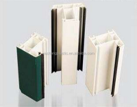 upvc/pvc profile 60mm Upvc windows and doors profiles