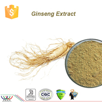 Top quality narural root or leaf ginseng extract