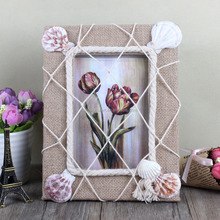 2015 hot sell Shanshui brand manufacturer wood love photo frame