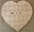 guest book jigsaw puzzle wedding made in china