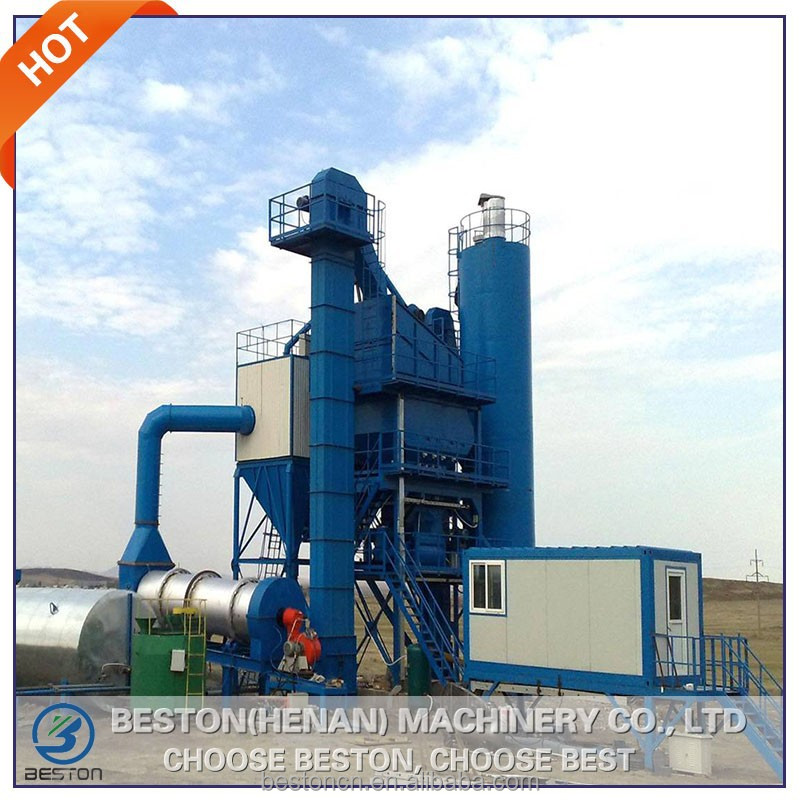 High Quality CE approved! 60T/H mobile asphalt batching plant, asphalt mixing plant for sale